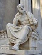 Statue von Herodot