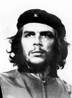 Das weltbekannte Portraitfoto von Che Guevara