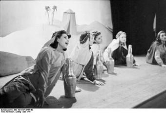 Kulturleben im Warschauer Ghetto: Jüdisches Theater