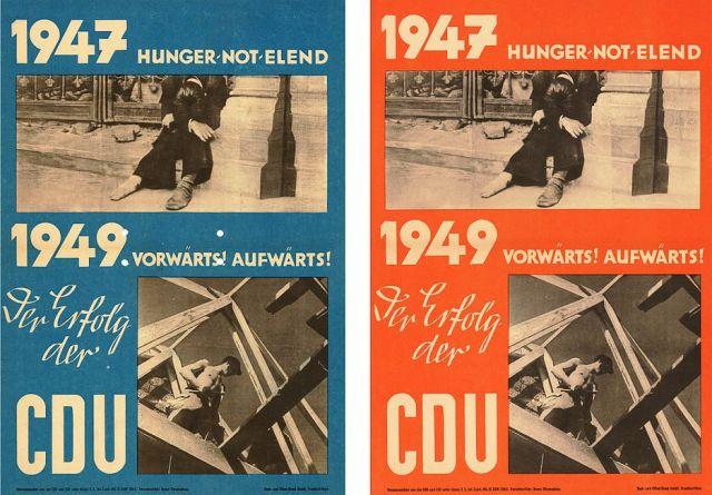 parteien bundestag 1949