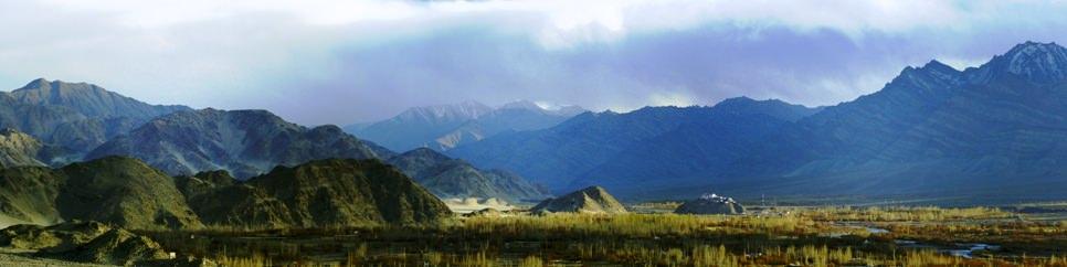 Indus-Tal (in der Nähe von Leh): Wiege einer beeindruckenden Hochkultur