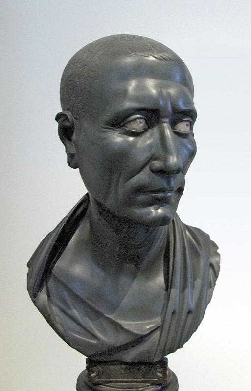 Gaius Julius Caesar – Die Lebensgeschichte des Diktators
