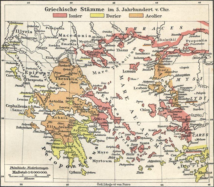 Die attische Demokratie: Die erste Demokratie der Welt