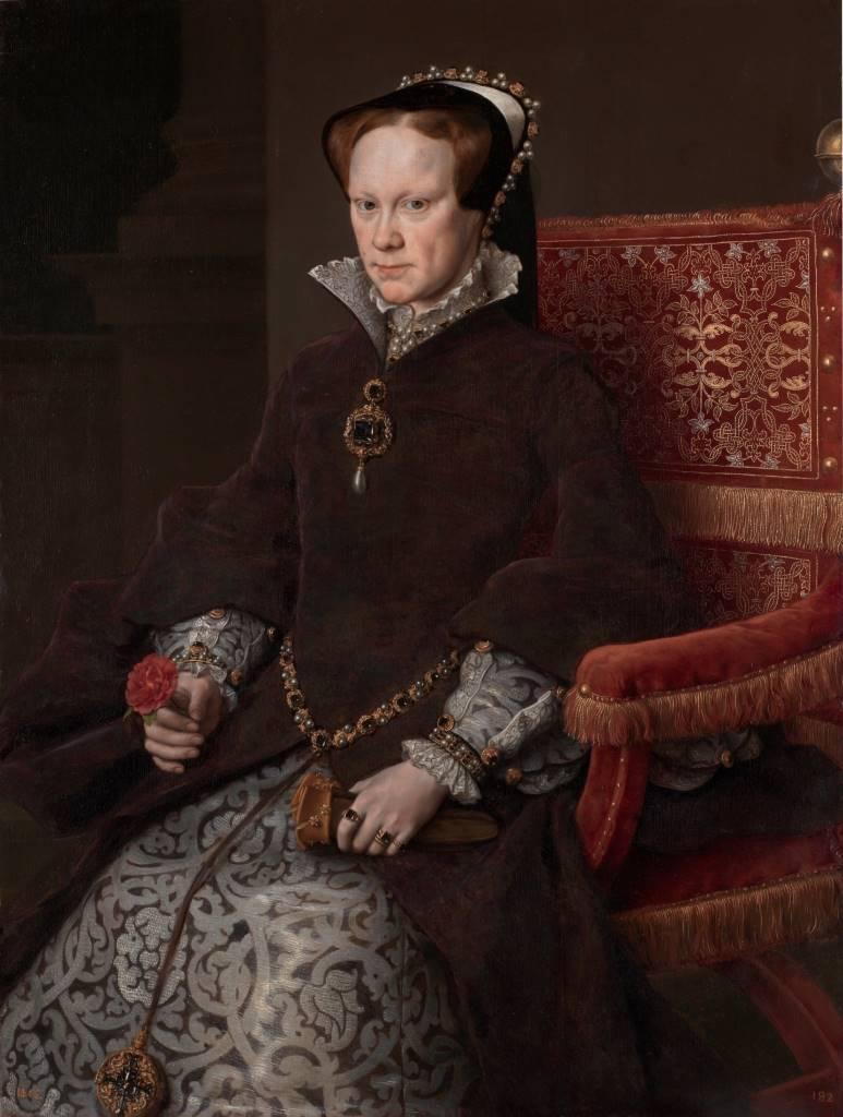 Maria Tudor - Portrait